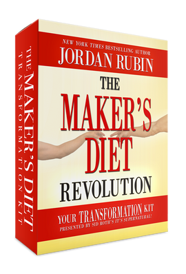 Maker's Diet Revolution Transformation Kit