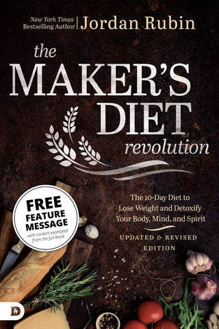 The Maker's Diet Revolution Feature Message (Digital Download)