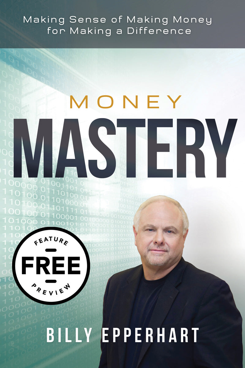 Money Mastery: Making Sense of Making Money for Making a Difference Free Feature Preview (PDF Download)