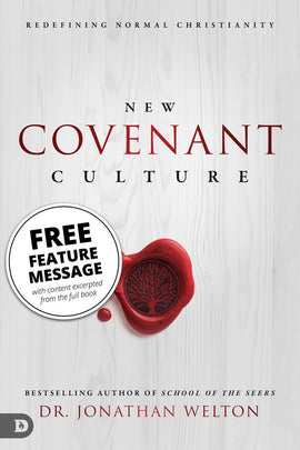 New Covenant Culture Free Feature Message (Digital Download)
