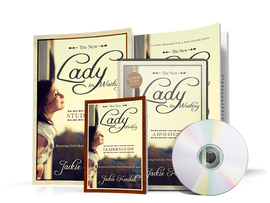New Lady in Waiting Home Study Kit