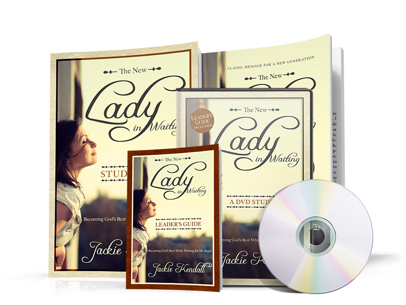 New Lady in Waiting Small Study Kit