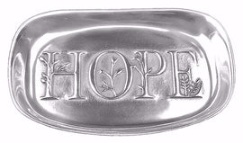 Inspirational Hope Bread Tray
