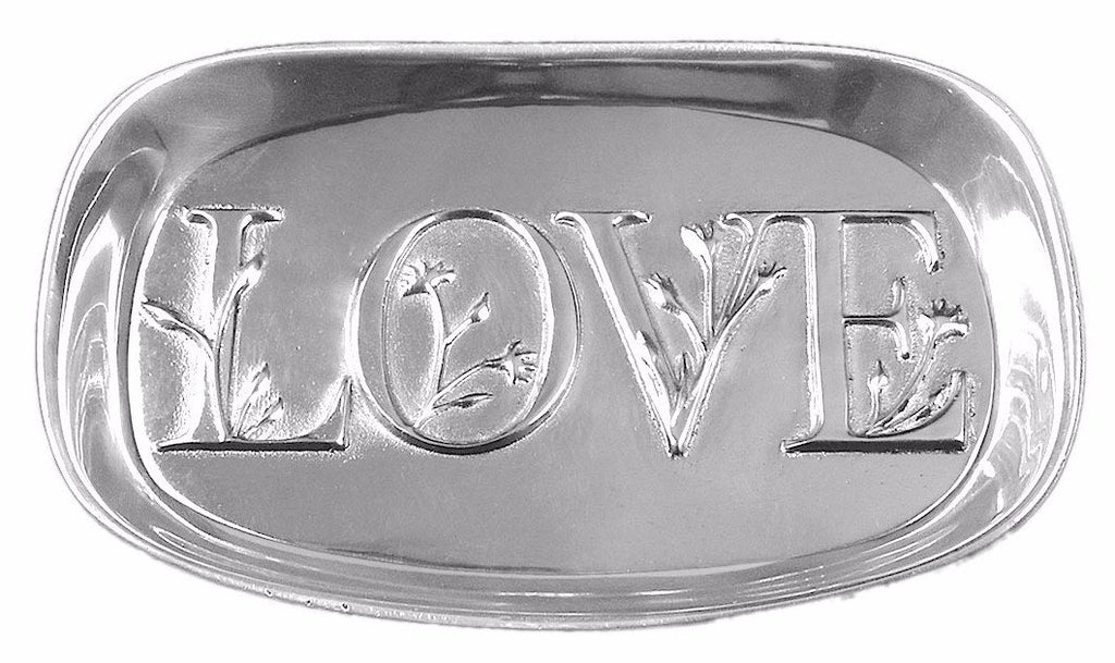 Inspirational Love Bread Tray