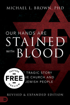 Our Hands are Stained with Blood Free Feature Message (PDF Download)