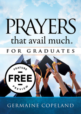 Prayers that Avail Much for Graduates Free Feature Message (PDF Download)