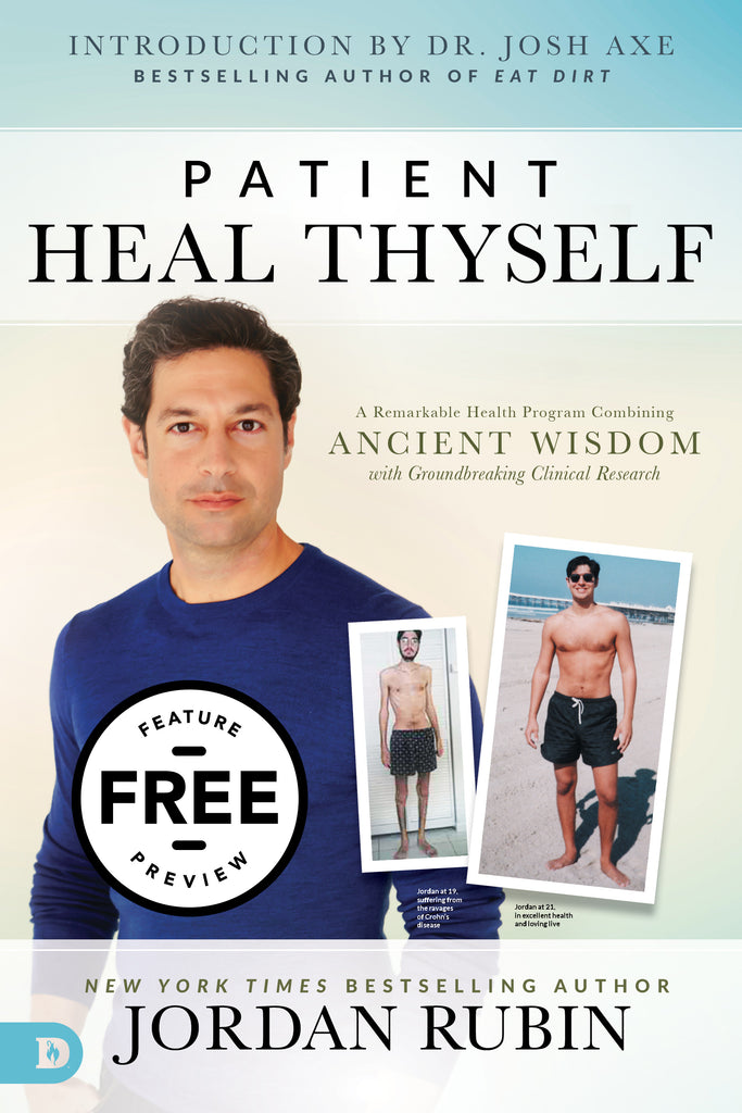 Patient Heal Thyself Free Feature Message (Digital Download)