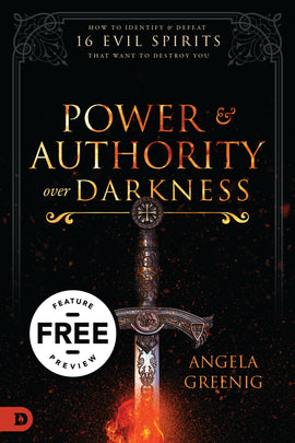 Power and Authority Over Darkness Free Feature Message (PDF Download)
