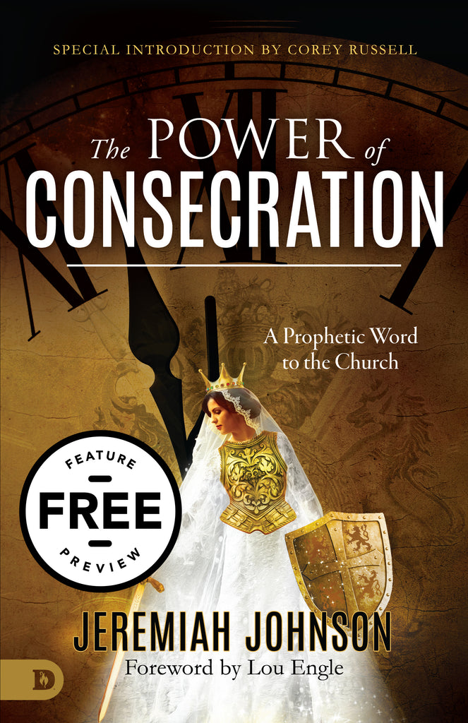 The Power of Consecration Free Feature Message (PDF