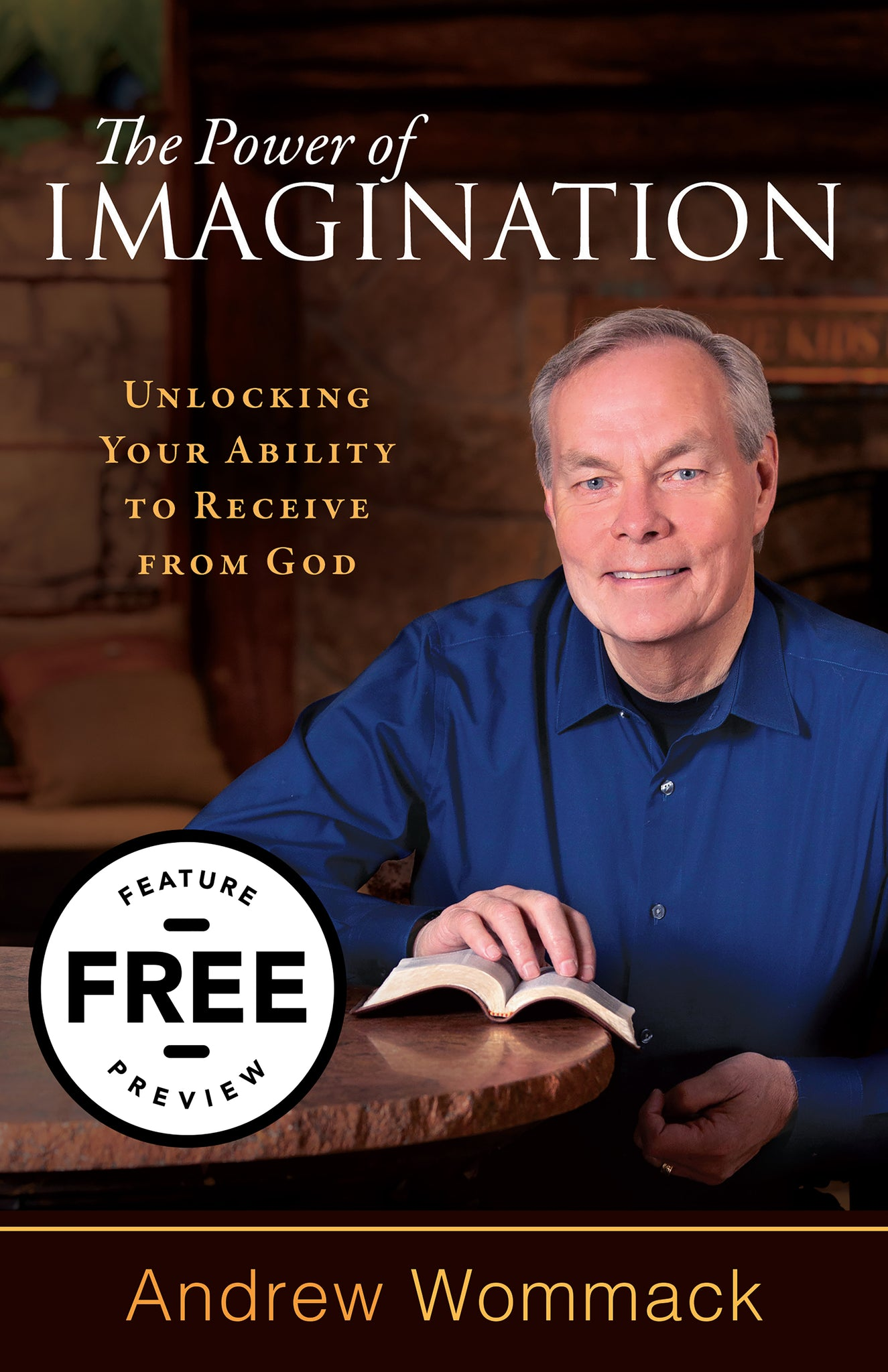 The Power of Imagination Free Feature Message (PDF Download)