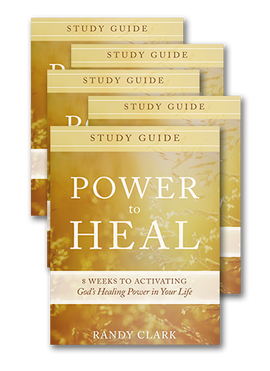 Bundle of 5 Power to Heal Study Guides
