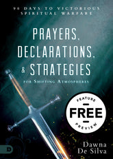 Free: Prayers, Declarations, and Strategies for Shifting Atmospheres Feature Message (Digital Download)