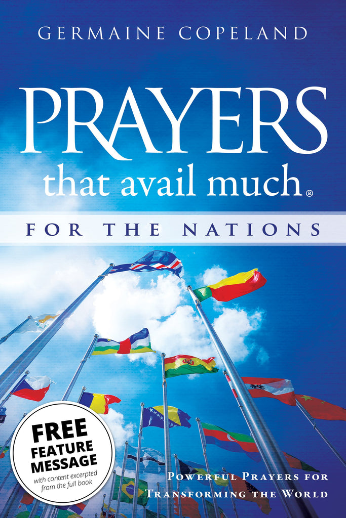 Prayers that Avail Much for the Nations Feature Message (Digital Download)