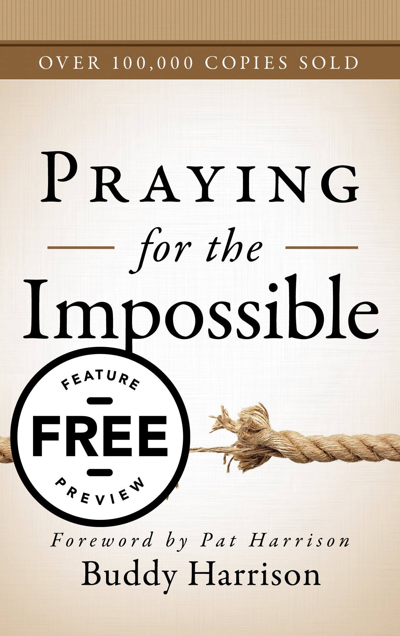 Praying for the Impossible Free Feature Message (PDF Download)
