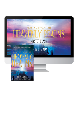 Praying from the Heavenly Realms Masterclass (Digital Product)