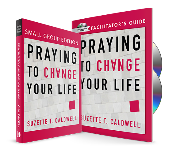 Praying to Change your Life Small Study Kit