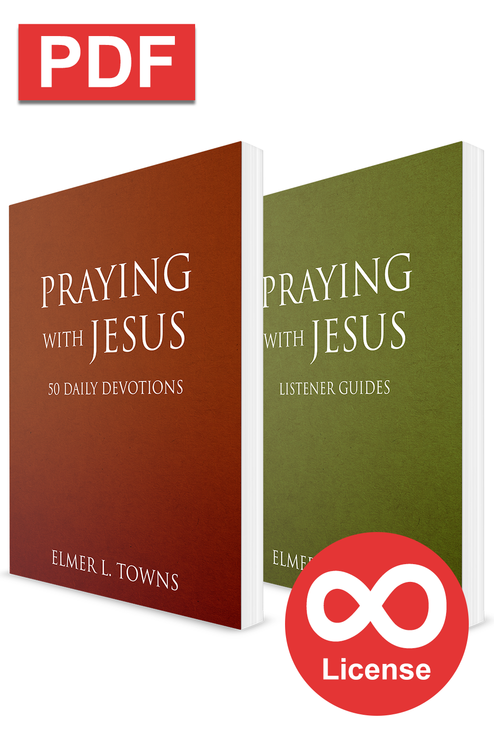 Praying with Jesus Congregation Bundle (Unlimited License) (Digital Download)
