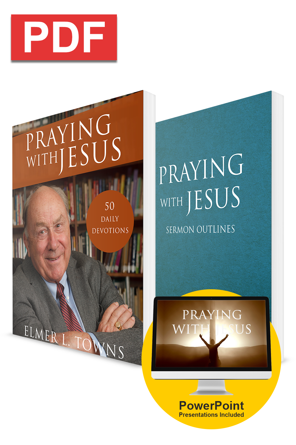 Praying with Jesus Pastor Bundle (Digital Download)