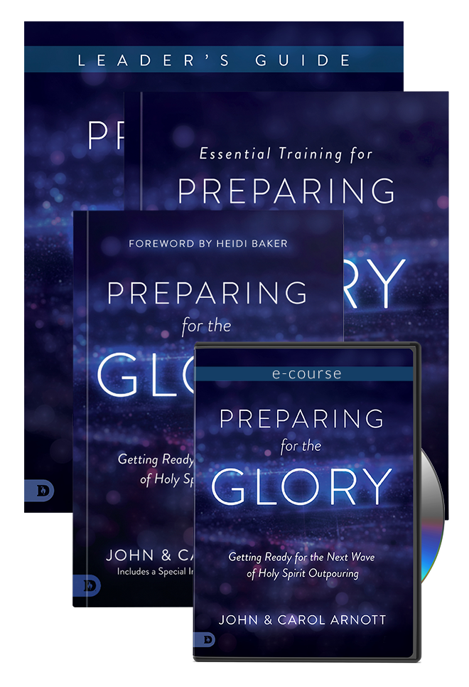 Preparing for the Glory Free Feature Session (Digital Product)