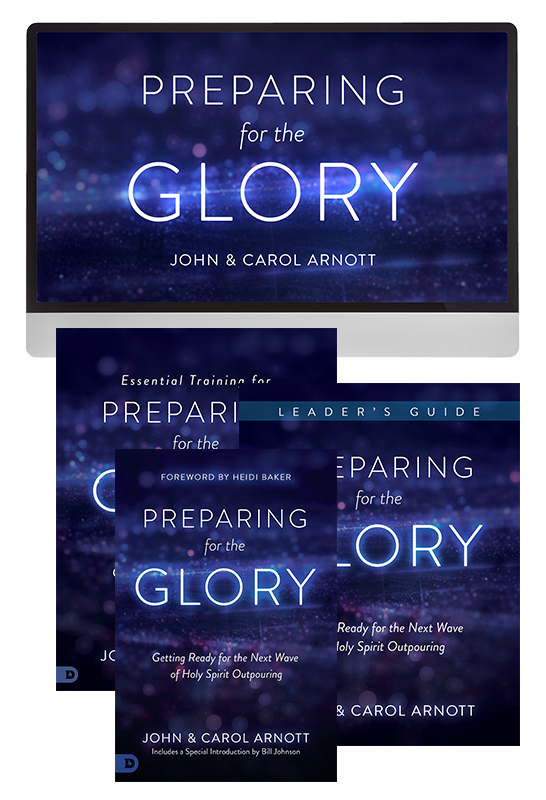 Preparing for the Glory Ecourse (Digital Product)