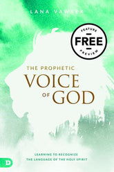 The Prophetic Voice of God Free Feature Message (Digital Download)