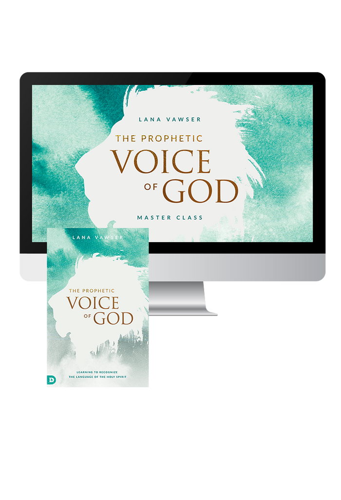 The Prophetic Voice of God Masterclass (Digital Product)