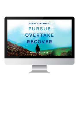 Pursue, Overtake, Recover E-Course (Digital Product)
