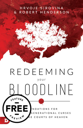Redeeming Your Bloodline Free Feature Message (PDF Download)