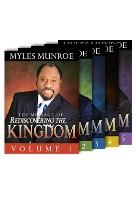 Rediscovering the Kingdom Master Level Volumes 1-5 Digital Video