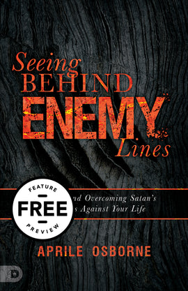 Seeing Behind Enemy Lines Free Feature Message (PDF Download)
