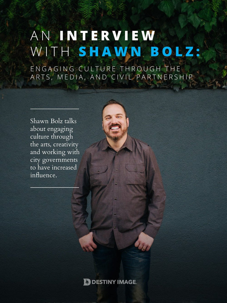 An Interview with Shawn Bolz - Free Feature Message