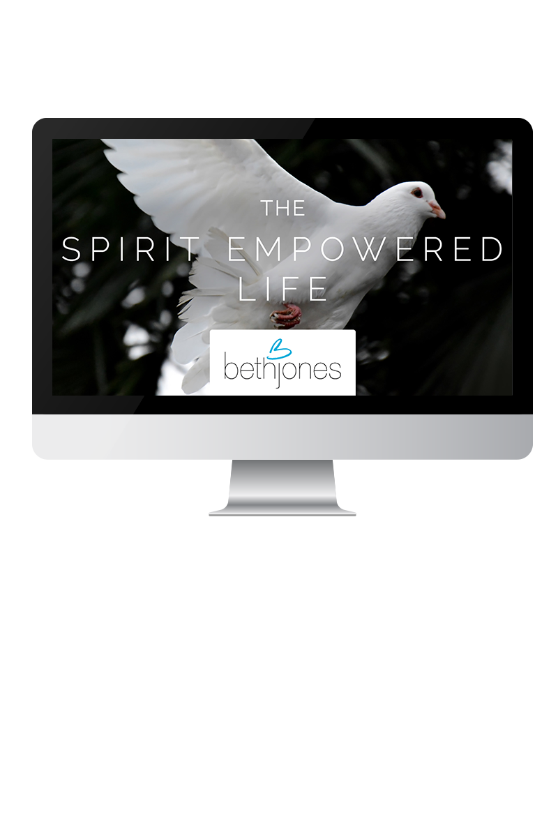 THE SPIRIT EMPOWERED LIFE -- FIND YOUR FLOW! - Ecourse