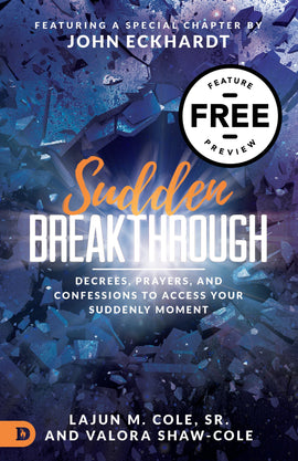 Sudden Breakthrough: Free Feature Message (Digital Download)