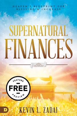 Supernatural Finances Free Feature Message (PDF Download)