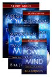Supernatural Power of a Transformed Mind Feature Session - Bill Johnson (Digital Product)
