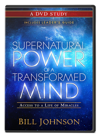 Supernatural Power of a Transformed Mind DVD