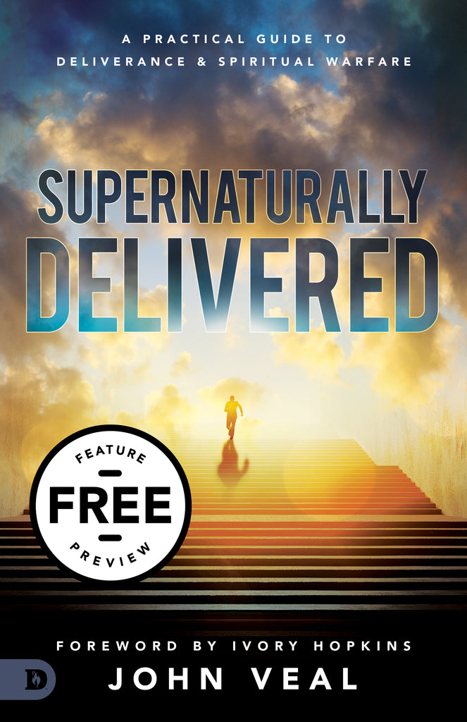 Supernaturally Delivered Free Feature Message (PDF Download)
