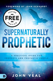 FREE Feature Preview: Supernaturally Prophetic (Digital Download)