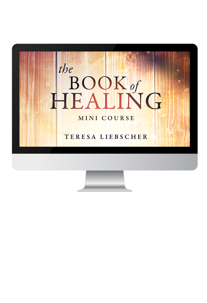 The Book of Healing E-Course (Digital Product)