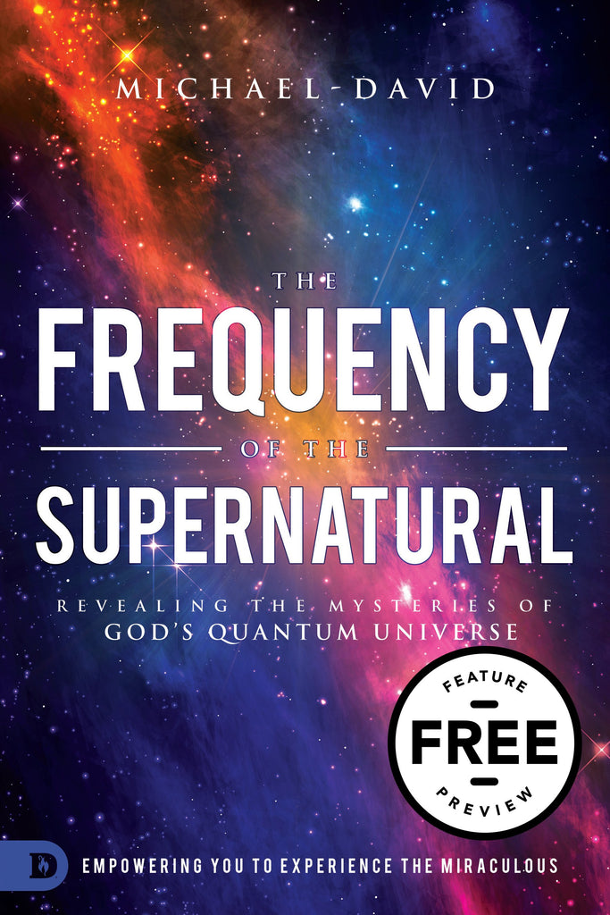 Free Feature Message: The Frequency of the Supernatural (Digital Download)
