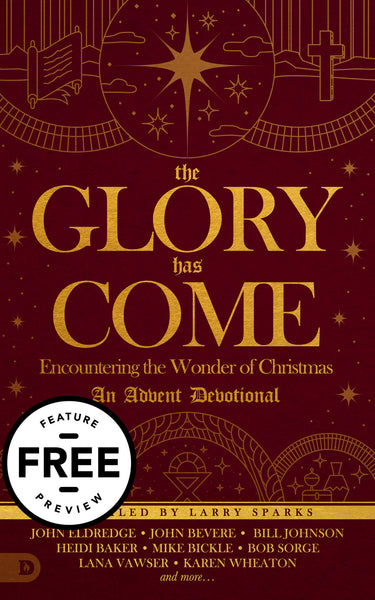 The Glory Has Come Free Feature Message (PDF Download)