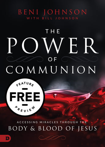 The Power of Communion Free Feature Message (PDF Download)