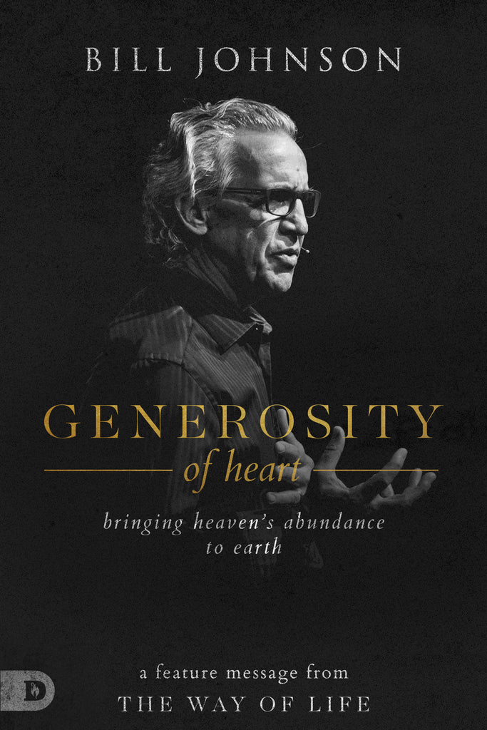 The Generosity of Heart: Way of Life Free Feature Message (Digital Download)