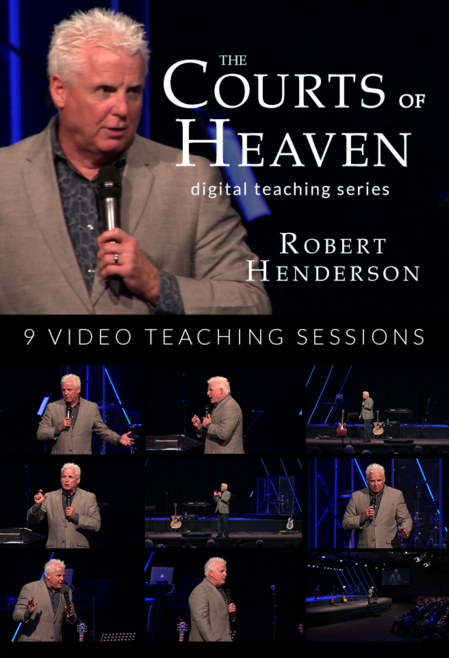 The Courts of Heaven Digital Teaching Series (Digital Product)