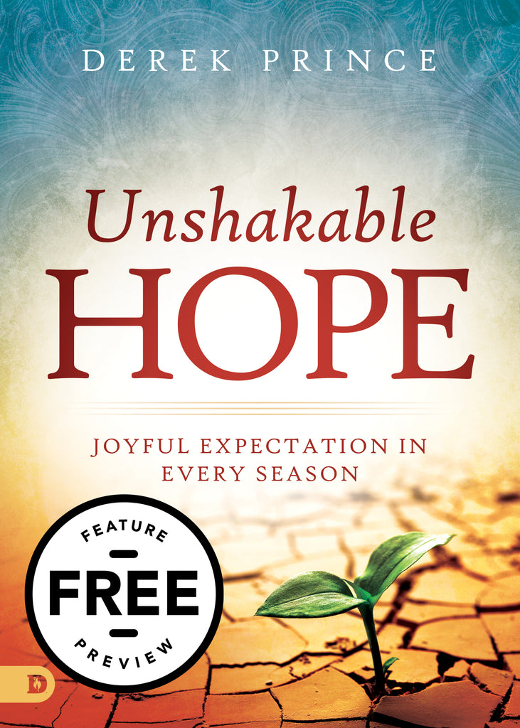 Unshakable Hope Free Feature Message (PDF Download)