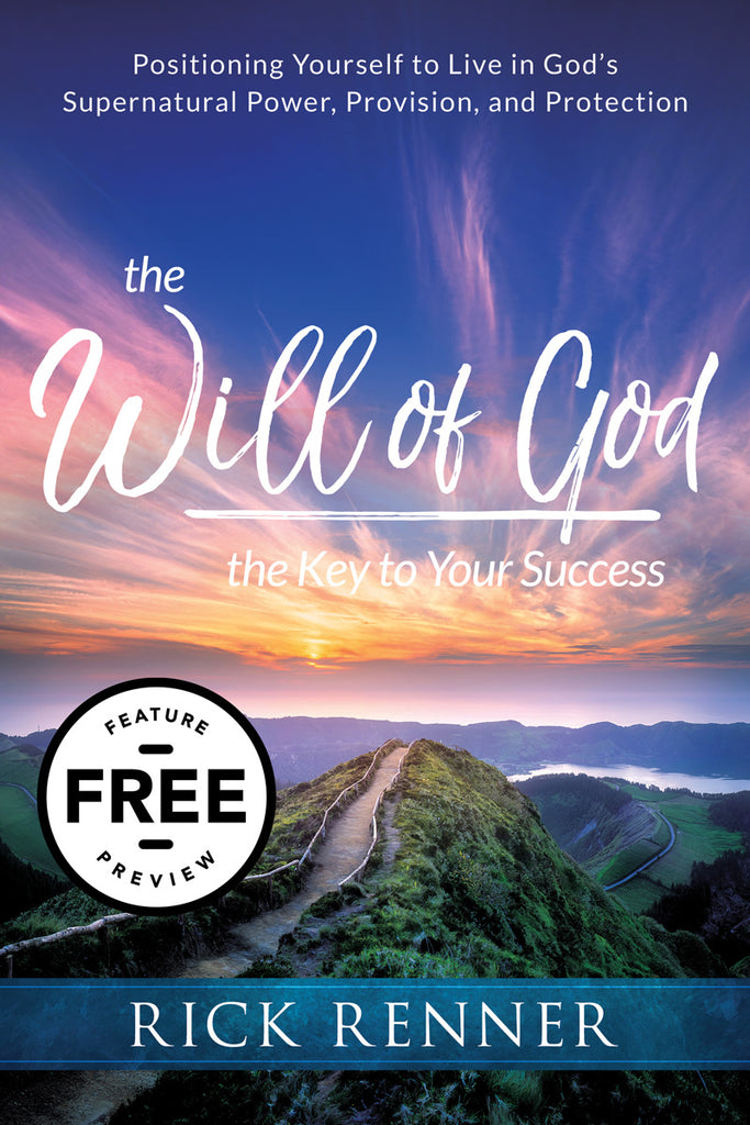 The Will of God, the Key to Success Free Feature Message (PDF Download)