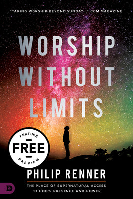 Worship Without Limits Free Feature Message (PDF Download)
