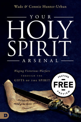 FREE Feature Message: Your Holy Spirit Arsenal (digital download)