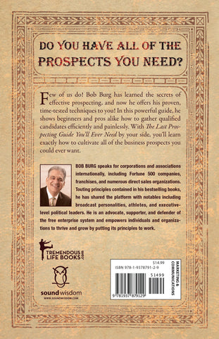 Last Prospecting Guide You'll Ever Need