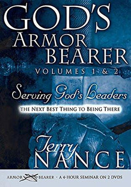 God's Armorbearer Vol 1&2 DVD Series
